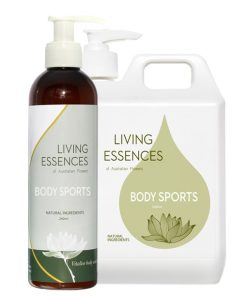 Body Sports Lotion